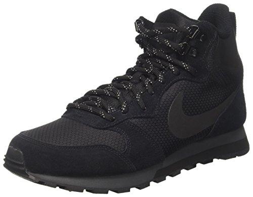 NIKE MD Runner 2 Mid Prem, Sneaker Uomo, Nero Anthracite/Black 004, 44 EU