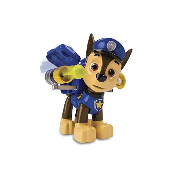 Paw Patrol Pup Acción Jumbo - Chase 4