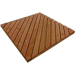Protenrop 9723 - Alfombrilla de madera