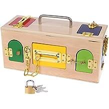 Vivianu Kids Montessori - Caja colorida para niños