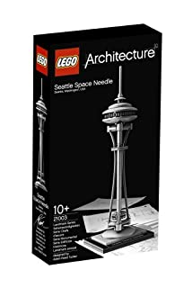 LEGO Architecture 21003 - Seattle Space Needle, costruzione a 57 pezzi (B003AJ1354) | Amazon price tracker / tracking, Amazon price history charts, Amazon price watches, Amazon price drop alerts