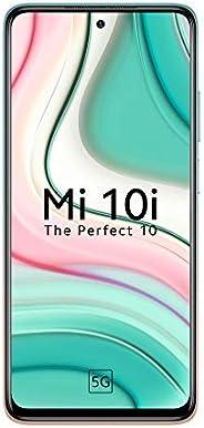 Mi 10i 5G (Pacific Sunrise, 6GB RAM, 128GB Storage) - 108MP Quad Camera | Snapdragon 750G Processor