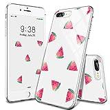 GVIEWIN Coque iPhone 8 Plus Coque iPhone 7 Plus, Coque Hybride Ultra Fine Dur...