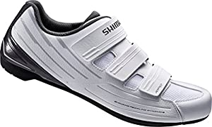 Shimano Adult Bicycle Shoes Road Shoes SH RP3 W Gr. 38 SPD SL Velcro/RATSCHENV., ESHRP3NG380SW00