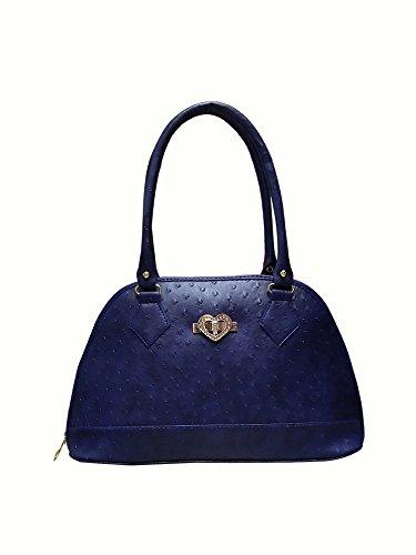 Groset Women's Shoulder Handbag (Denium Blue_jmd420)