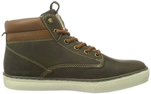 Dockers by Gerli Herren 33ec010-400 High-Top Braun (schlamm 490)