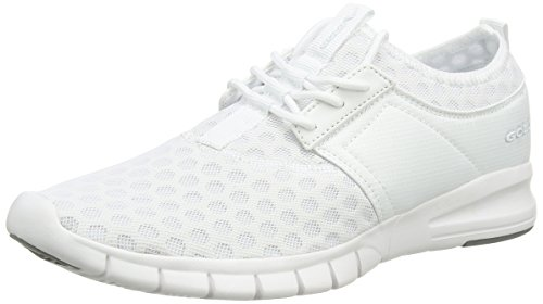 Gola Salinas, Chaussures de Fitness Homme Blanc (White)