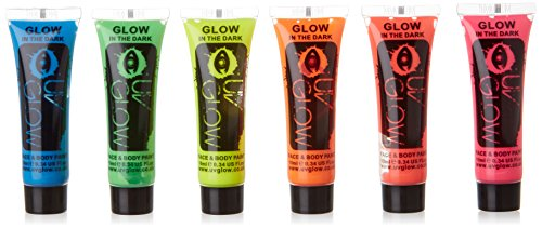 uv-glow-glow-in-the-dark-face-body-paint-10ml-set-of-6-tubes