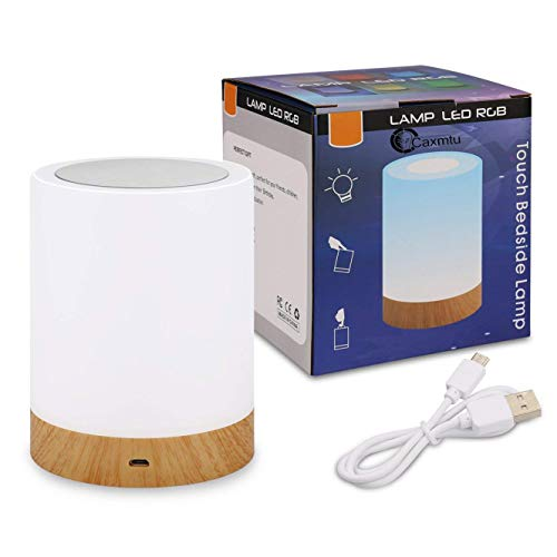 Touch Bedside Lamps Dimmable LED Light