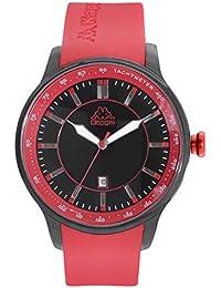 Kappa Men Black Multifunction Dial Watch KP-1419M-B