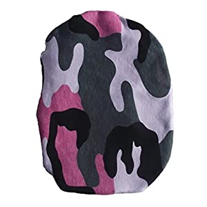 Simple Stoma Cover Ostomy Bag Cover Camouflage Pink