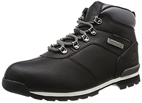 Timberland Splitrock_Splitrock_Splitrock 2, Herren Chukka Boots, Schwarz (Black Smooth), 42