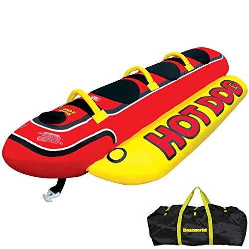 Airhead Hot Dog Sac Gonflable Banana Ride Free Boatworld