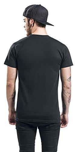 Korn Bloody Logo T-Shirt schwarz Schwarz