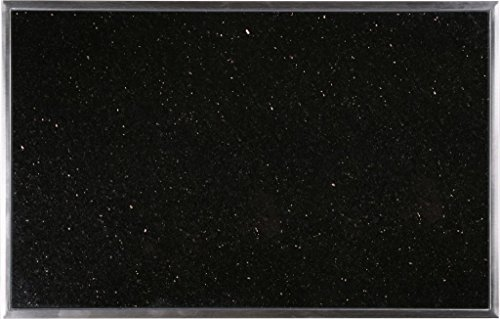IDEENREICH Granitfeld groß, 51 x 32,5 x 1,2 cm, Galaxy Star, 1 Stück
