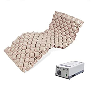 WLIXZ Air Topper Pad für Bett wund, Ulkusprophylaxe, aufblasbare bettlägerige Behandlung, für Krankenhausbett