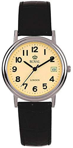 Royal London Gents Classic–Reloj de pulsera para hombre Fecha Analog 40001–03