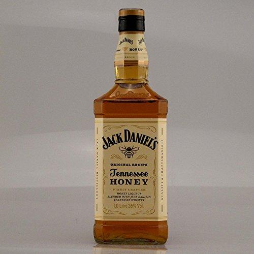Jack Daniels Tennessee Bourbon Whisky  mit Honiglikör 1 L