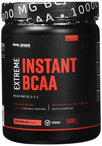 Body Attack Instant BCAA Extreme