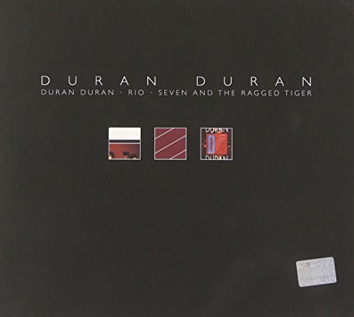 Duran Duran: Duran Duran/Rio/Seven & the Ragged Tiger (Audio CD)