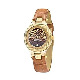 Just Cavalli Reloj sin Pantalla para Mujer de sin con Correa en Piel R7251215502