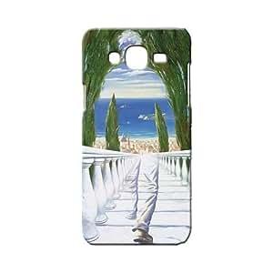 BLUEDIO Designer 3D Printed Back case cover for Samsung Galaxy J7 - G6797