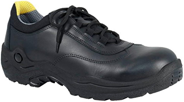 Ejendals 6428 – 37 taglia 37  JALAS 6428 prima  sicurezza scarpe, Coloreeee  nero | Aspetto Attraente  | Maschio/Ragazze Scarpa