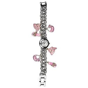 Eton 2945L-PK – Reloj analógico para Mujer de Otros Materiales Plata