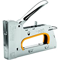 Rapid Staple Gun for Sensitive Materials, All-Steel Body, Pro, R33, 10582521