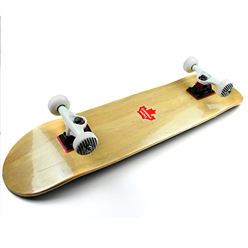 High quality Canada Maple complete Skateboard wood skate board LB02