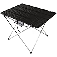 Bazaar Honana Portable Folding Picknick-Barbecue-Tisch Light Weight Foldable Schreibtisch Multifuction Home Furniture