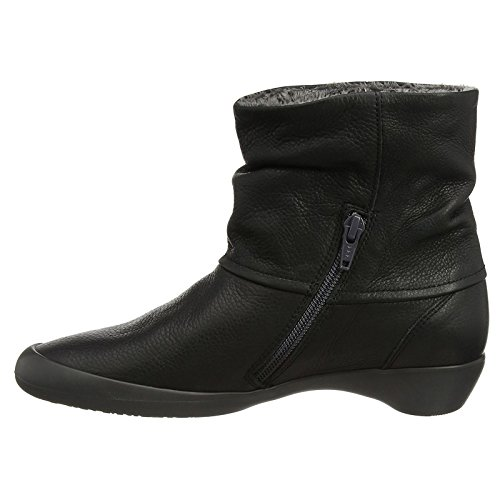 Softinos - Fon392sof, Stivali chukka Donna Black