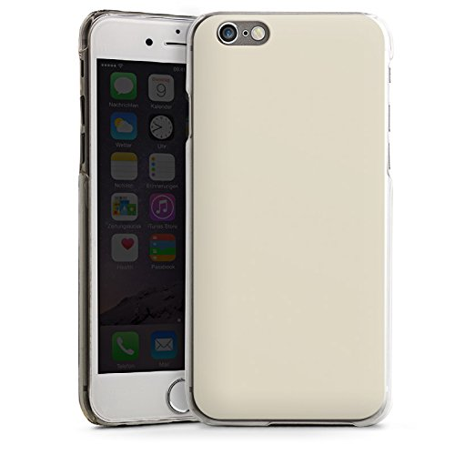 Apple iPhone 4 Housse Étui Silicone Coque Protection Taupe Gris Gris CasDur transparent