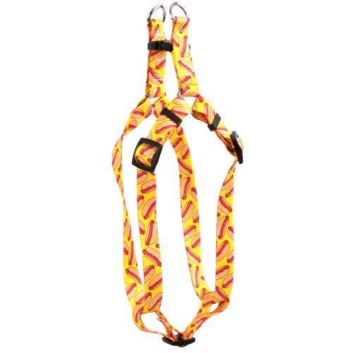 Yellow Dog Design Standard Step-In Geschirr, Doggy Delights, alle Größen, Medium 15