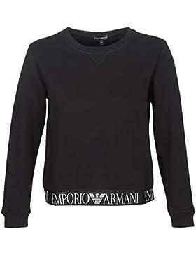 Emporio Armani Logo Sweat 8 Black