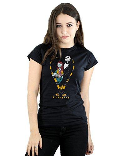 Film & Fernsehen Fanbekleidung Disney Damen Goofy Face T-Shirt Absolute Cult Bekleidung