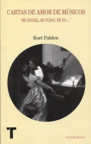 Descargar Libro Cartas de amor de músicos (Música) de Kurt Pahlen