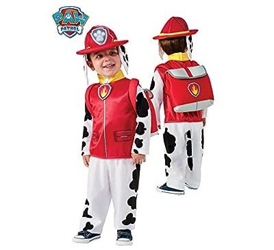 Disfraz de Marshall de La Patrulla Canina para niño por Rubie's