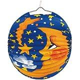 Riethmüller Lampion Mond, schwer entflammbar