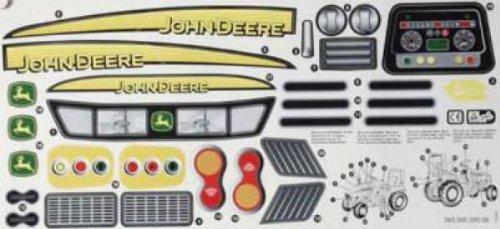 Aufkleber für X-Trac John Deere