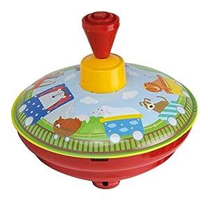 Bolz 52583 peonza - Peonzas (Pump Spinning Top,, 1,5 año(s), Niño/niña, República Checa, 130 mm)