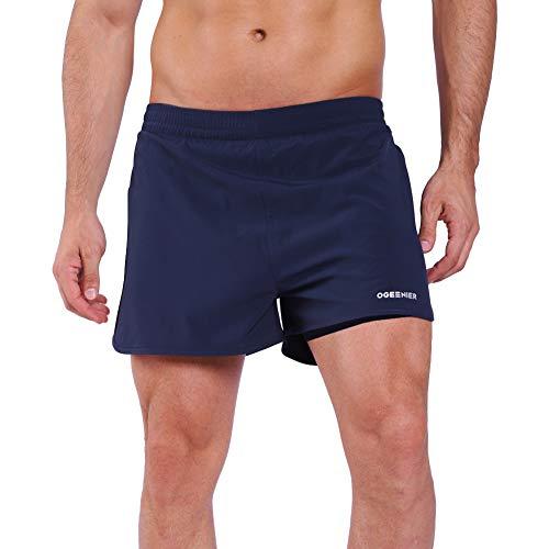 Ogeenier Pantalones Cortos Running 2 1 Pantalones