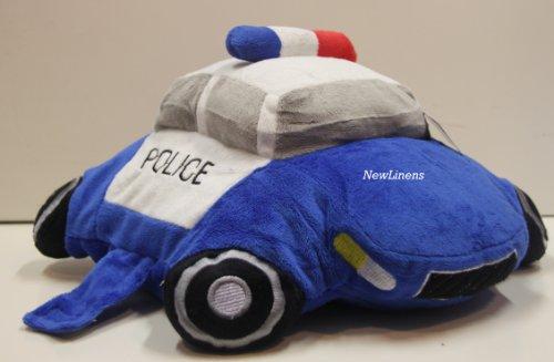 16-kuscheltierkissen-polizeiauto-kuschelkissen-40-cm-2in1-animal-my-pets-pillow-kissen
