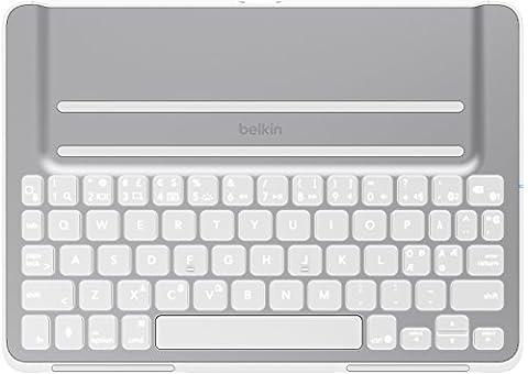 Belkin QODE Ultimate Pro Tastatur für das iPad Air, weiß