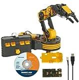 Roboterarm inkl Manueler Steuerung & USB Steuerschnittstelle SET-Artikel / Mechanischer BAUSATZ / Velleman KSR10 & KSR10/USB