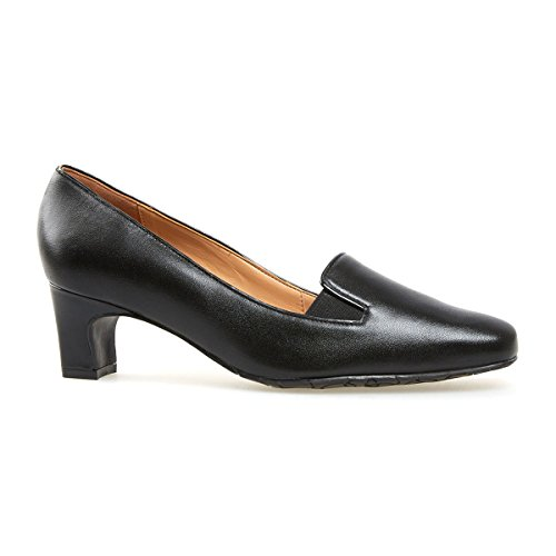 Van Dal Shoes Womens Court Wye in Black