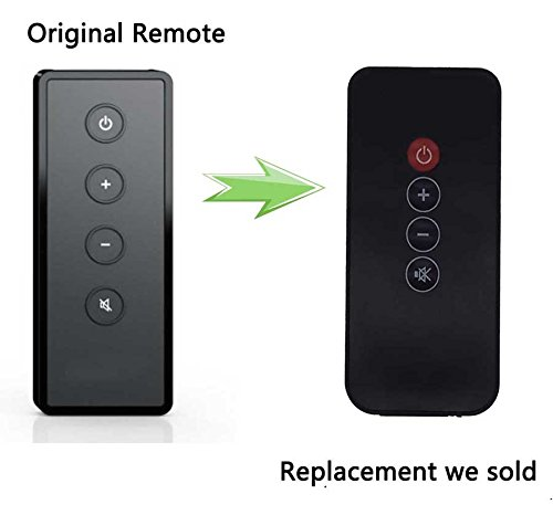 41cN4ihet5L BEST BUY #1New Remote Control Replacement For Bose Solo 10 &15 Bose Cinemate 10 & 15 For Bose Cinema Sound Bar Speaker System With New CR2025 Battery Inside price Reviews
