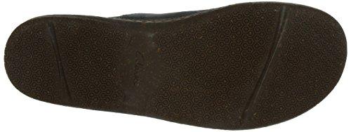 Clarks ClarksTrapell Form - Slip On da Ginnastica Basse Uomo Blu (Navy Nubuck) Visitar Original De Salida nLNjYYy06r