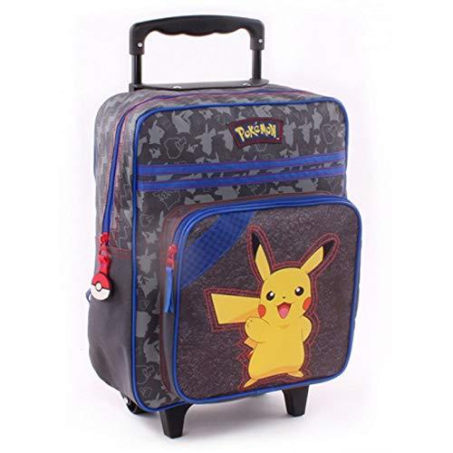 Pokémon Enfants Trolley   Sac à Dos 35 x 28 x 15 cm  ...