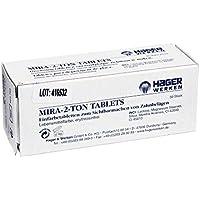 MIRA 2 Ton Plaque Einfärbe Tabletten 50 St Tabletten preisvergleich bei billige-tabletten.eu
